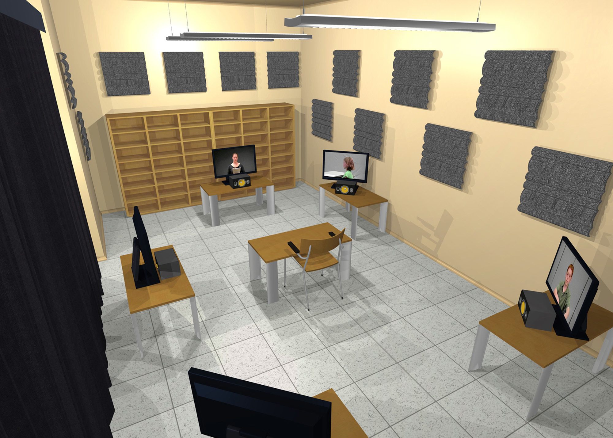 Classroom Acoustic Design : Acoustical society of america st lay language papers